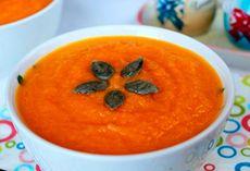 Морковное пюре с 5 мес